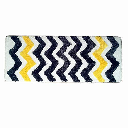 Hihome Entry Rugs, Washable Bedside Rug Living Room Floor Runner Rugs Bedroom Doormats