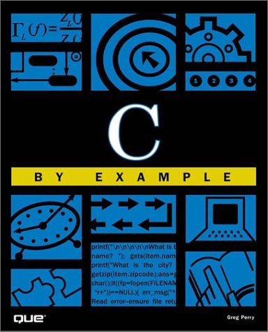 C by Example (C Programming Examples compare prices)
