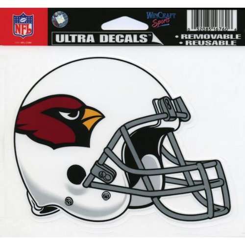 (Old Glory Arizona Cardinals - Helmet Decal)