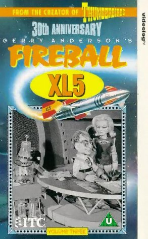 Fireball XL5 [VHS]