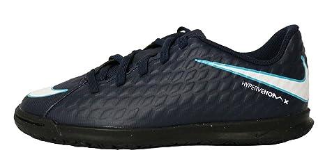 Nike JR HYPERVENOMX PHADE III IC MIDNIGHT NAVY/WHITE-DEEP ROYAL