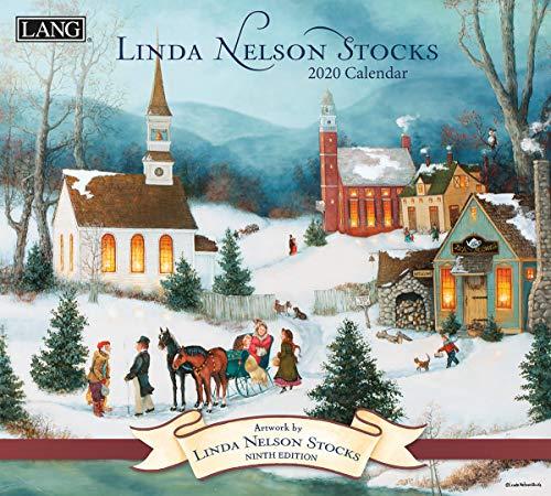 The LANG Companies Linda Nelson Stocks 2020 Wall Calendar (20991001924) (Best Stock Under 20 Dollars 2019)