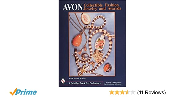 Avon(r) Collectible Fashion Jewelry and Awards (Schiffer Book for Collectors): Monica Lynn Clements: 9780764305238: Amazon.com: Books