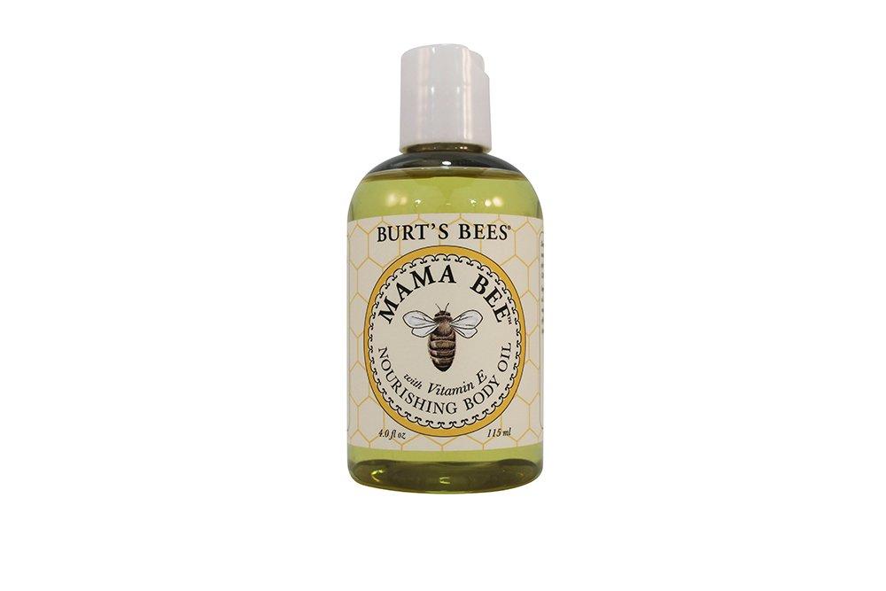Burt's Bees Mama Bee Nourishing Body Oil with Vitamin E 4 oz
