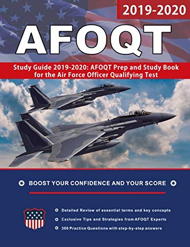 AFOQT Study Guide: AFOQT Prep and Study Book for the Air Force Officer Qualifying Test by Moon Point Test Prep