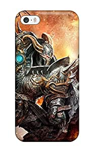 Defender Case For Iphone 5/5s, Warhammer Age Of Reckoning Pattern