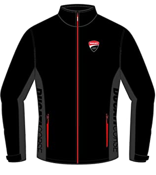 Ducati 2019 - Chaqueta Softshell para Hombre, Color Negro X ...