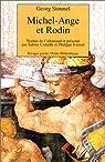 Michel-Ange et Rodin par Simmel