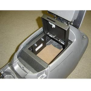 Console Vault Toyota Floor Safe  Tundra 2002 2006 U0026 Sequoia 2001 2007    1008   Massive 12 Gauge Cold Rolled Plate Steel, Welded Tab And Notch Seams  ...