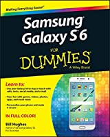 Samsung Galaxy S6 for Dummies