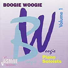 Boogie Woogie, Vol. 1: Piano Soloists