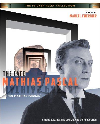 The Late Mathias Pascal (Feu Mathias Pascal ) [Blu-ray]