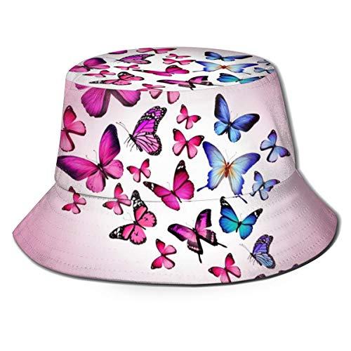 Unisex Butterfly Print...