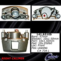 Centric Parts 141.62105 Semi Loaded Friction Caliper