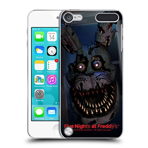 Official Five Nights At Freddy's Nightmare Bonnie Game 4 Hard Back Case for Touch 5th Gen / Touch 6th (Games Ipod Touch 16 Gb)