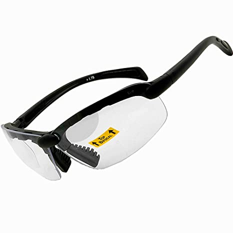 3b59c61034 C2000 Bifocal Safety Glasses Clear