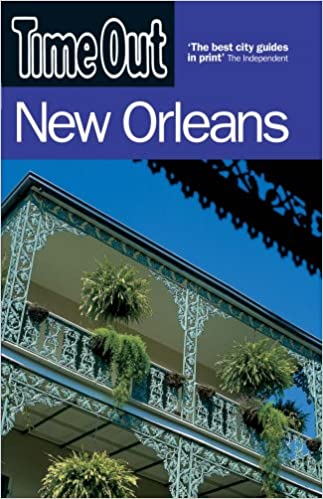 Time Out New Orleans (Time Out Guides): Time Out