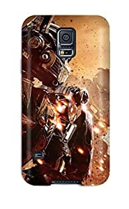 New Arrival Premium S5 Case Cover For Galaxy (transformers)