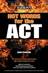 Hot Words for the ACT (Barron's Test Prep) Kindle Edition
