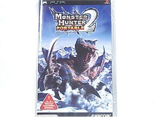 Monster Hunter Portable 2nd for PSP W/ FREE Monster Hunter gift [Japan Import]