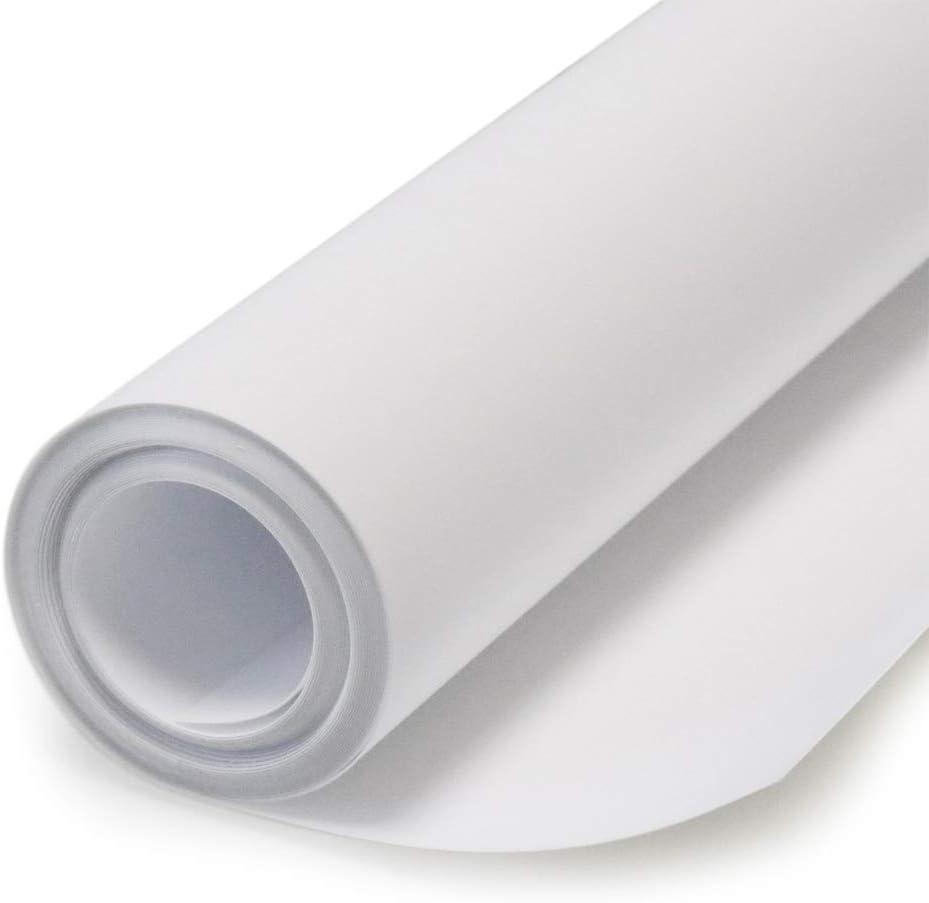 Rollo de papel de transferencia de calor Starvast de 30 x 365 cm para camuflaje, rollo de papel de vinilo autoadhesivo para carteles, calcomanías de pared, puertas y ventanas con bajo cierre