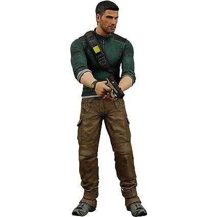 Amazon.com: NECA Splinter Cell 7 inch Figura de acción de ...