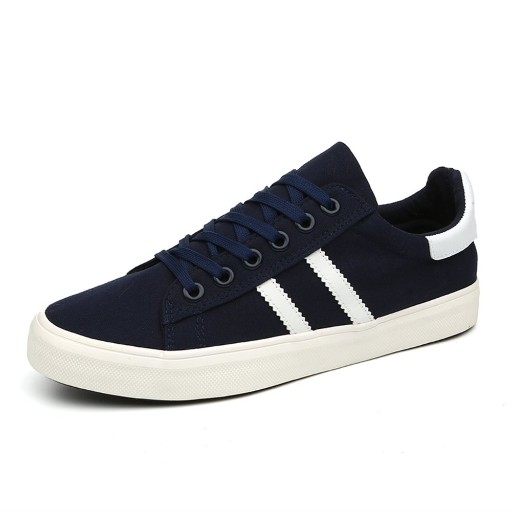 De los hombres zapatos planos en primavera/zapatos casuales/Zapatos del estudiante-A Longitud del pie=25.3CM(10Inch) wf755EaKh