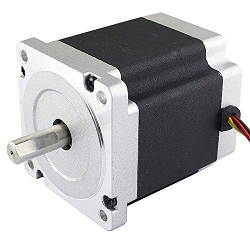 Nema 34 CNC Step Motor 8 Wires 708oz.in/5Nm 3.0A Bipolar/Uni