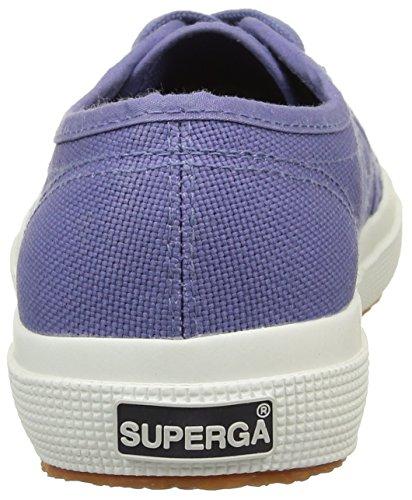 Superga 2750 Cotu Classic, Zapatillas Unisex Azul (Blue Velvet X46)