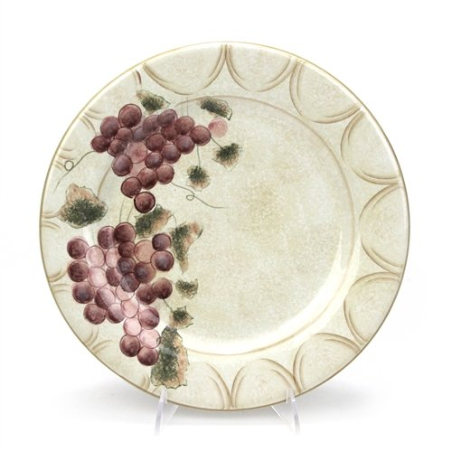 Veneto by Oneida, Stoneware Dinner (Oneida Green Plate)