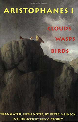 Aristophanes 1: Clouds, Wasps, Birds (Hackett Classics) by Brand: Hackett Pub Co