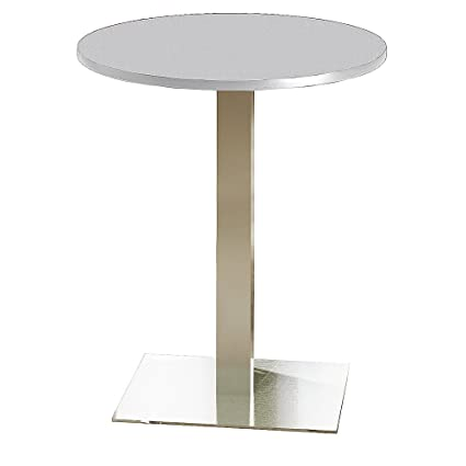 Mayline Conference And Training Tables Bistro Tables: Dining Height Models  (Round Table) Folkstone