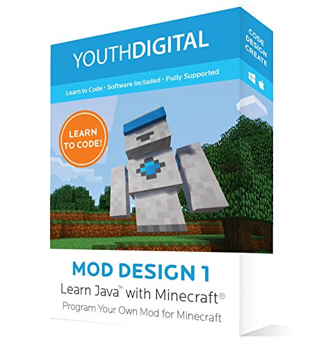 Mod Design 1: Learn to Code with Minecraft Windows|Mac YOU275800F001