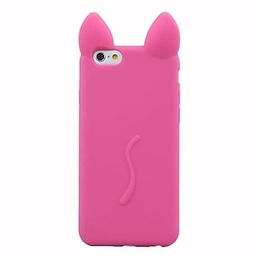 15 opinioni per NightKid custodia Gatti e gattini dell'orecchio in morbido silicone (iPhone 5C