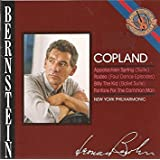 Copland: Billy the Kid, Fanfare for the Common Man, Appalachian Spring, Rodeo