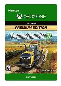Farming Simulator 17 Premium Edition - Xbox One Digital Code