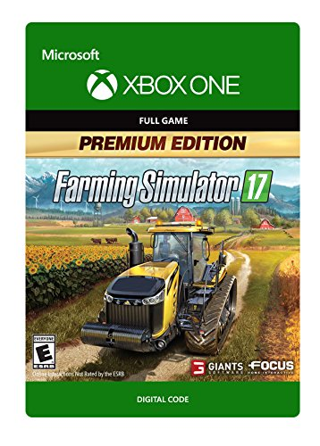 Farming Simulator 17 Premium Edition - Xbox One Digital Code by Focus Home Interactive