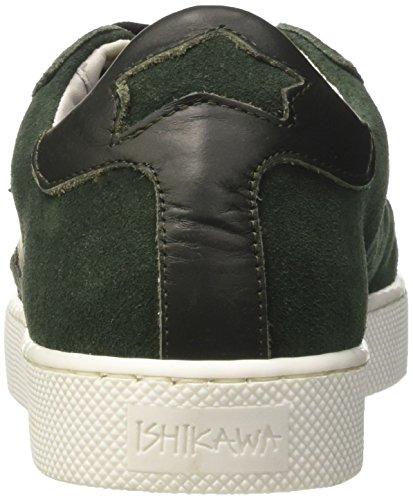 Verde Basses Vert Adulte Mixte ISHIKAWA Down 1279 TwPqqX