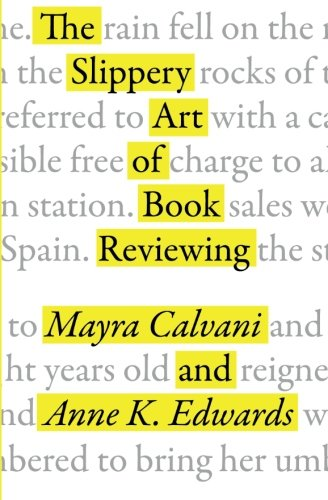 The Slippery Art of Book Reviewing