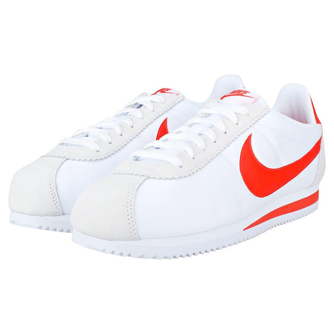 the best attitude 82c86 3b621 Nike Classic Cortez Nylon Habanero Red 807472101, Basket