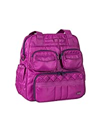 Lug Women's Puddle Jumper Overnight Gym Bag, Orchid Pink, One Size