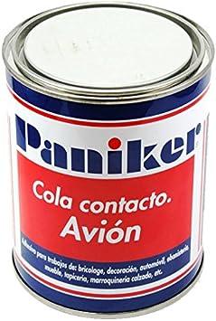 Paniker - Cola contacto para trabajos de bricolaje - 1 kg - Color ...