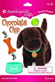 American Girl Crafts Stacked Stickers, Chocolate Chip