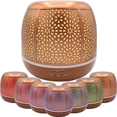 Essential Diffuser Ultrasonic Aromatherapy Humidifier product image