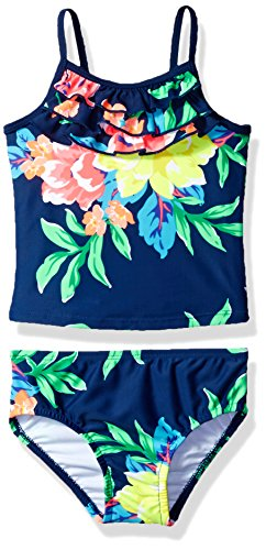 Carters Girls Floral Tankini Swimsuit