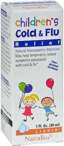 Children's Cold & Flu Relief, 3 Pack (30 ml)
