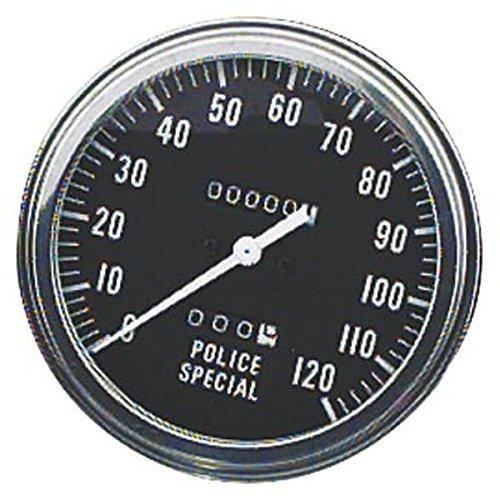 バイカーズチョイス Biker's Choice 5インチ スピードメーター 47年-61年 FL、FLH ポリススペシャル 491294 73139ABX   B01N0D2K4A