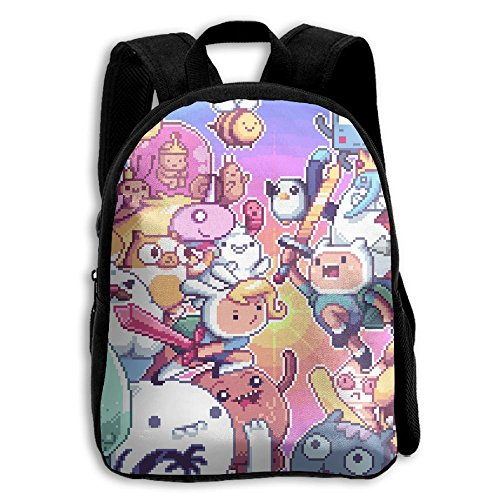 Aven Ture Functional Design For Students School Backpack Children Bookbag Perfect For Transporting For Traveling In 4 Season (Person Carrying Person Halloween Costume)