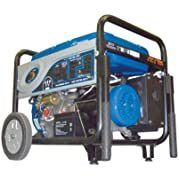 Westinghouse WH7000E, 7000 Running Watts/8500 Starting Watts, Gas Powered Portable Generator