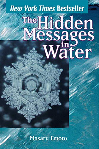 [by Masaru Emoto]The Hidden Messages in Water (Paperback)【2005】